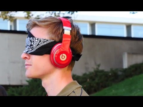 The Beats by Dre Social Experiment - Are They Actually Good?