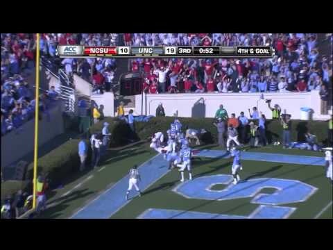 NC State vs. North Carolina - November 20, 2010
