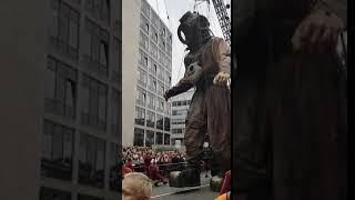 Giant humanoid puppet! - Best #TikTok Compilation