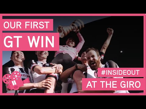 One team. One goal. Our journey to Giro d'Italia victory.