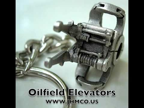 Oilfield Gifts Keychains Drill Bits Elevators & More.m4v