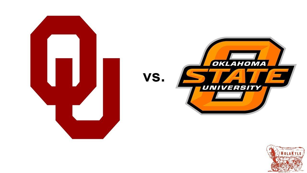 Oklahoma Highlights vs Oklahoma State - 11/04/17 - YouTube