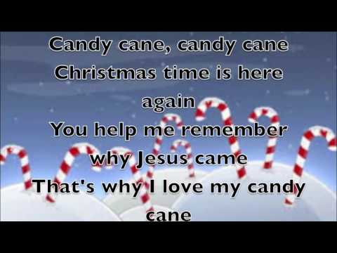 Candy cane meaning for christmas time