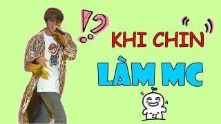 [BTS_JIN#2] Khi CHIN LÀM MC =)) | JUST JIN THINGS