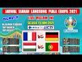 🔴 JADWAL SIARAN LANGSUNG EURO 2020 MALAM INI ~ PRANCIS VS JERMAN ~ HUNGARIA VS PORTUGAL EURO 2020