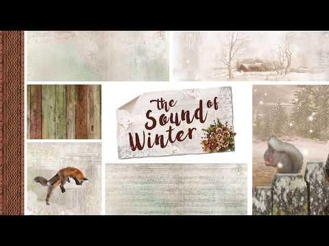 Ciao Bella Paper Collezione The Sound of Winter