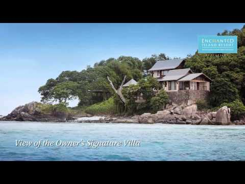 Luxury Travel presents - ENCHANTED ISLAND RESORT, Seychelles