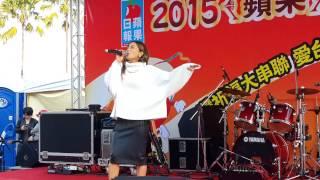 20150111黃美珍 無聲抗議