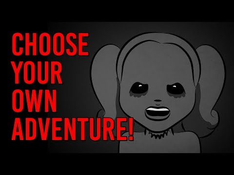 Choose Your Own Adventure! NoEnd House Creepypasta
