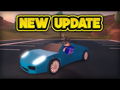 NEW CONVERTIBLE & MORE! (ROBLOX Jailbreak)