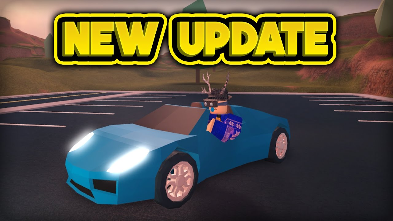 New Convertible Amp More Roblox Jailbreak Youtube