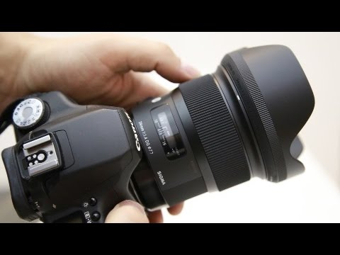 Sigma 24mm f/1.4 \'ART\' lens review with samples (Full-frame and APS ...