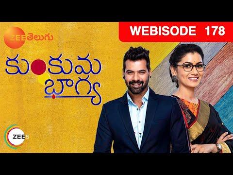 Abhi Pragya Romantic Scene - Kumkum Bhagya   Episode 178 - Webisode   Zee Telugu TV Serial
