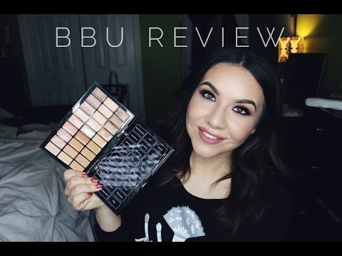 Review on The Bobbi Brown BBU Palette (Bobbi Brown Universal Foundation/Concealer Palette)