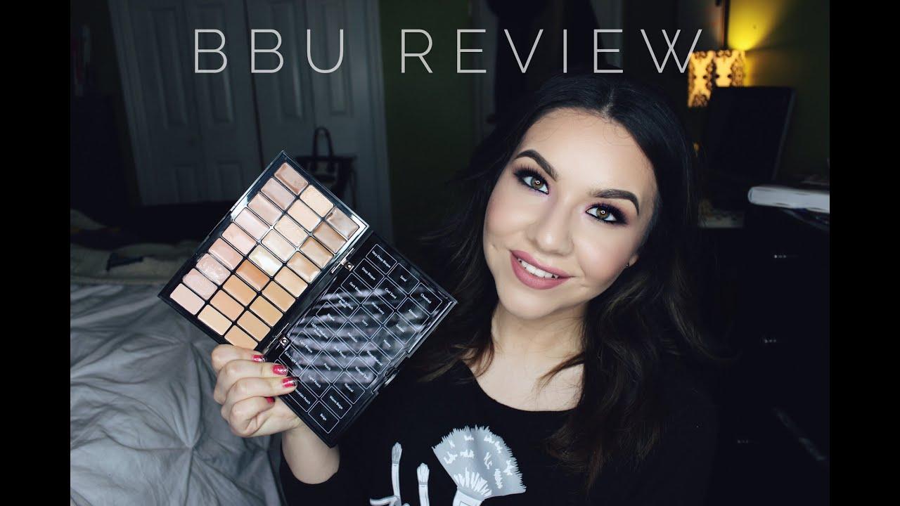 Review On The Bobbi Brown Bbu Palette Bobbi Brown Universal