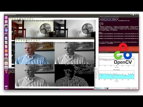Build OpenCV 3 4 with CUDA on NVIDIA Jetson TX2 - JetsonHacks
