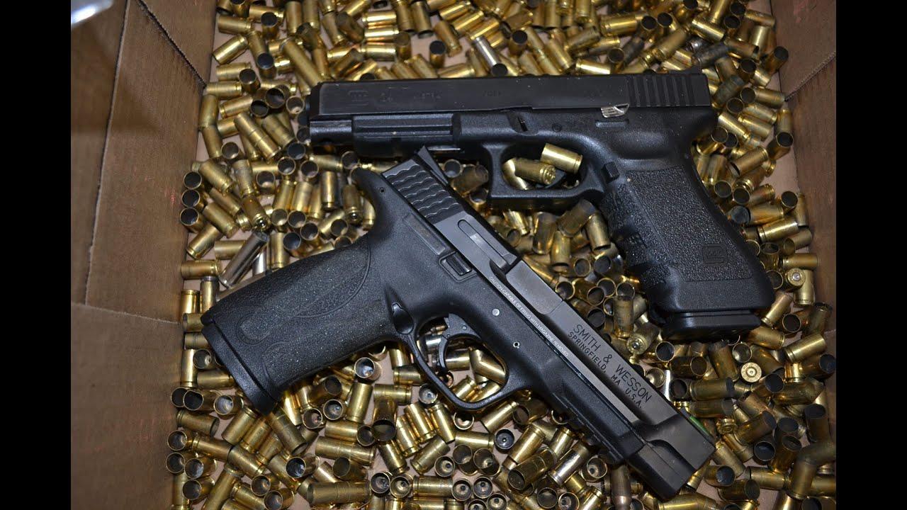 Glock 34 Vs S&W M&P Pro Series