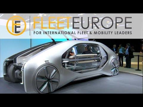 Fleet Europe's favourite concept cars @GimsSwiss 2018