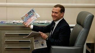 Кабинет премьер-министра (Интервью Комсомольской Правде)