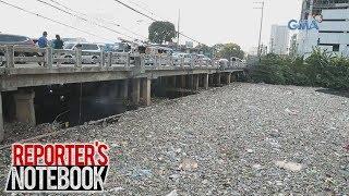 Reporter's Notebook: Ilog at estero na tambak ng basura, tinungo ng 'Reporter's Notebook'