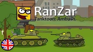 Tanktoon: Ambush. RanZar