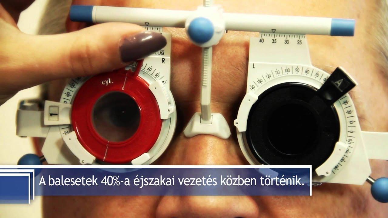 Látásvizsgáló tábla - Galéria Optika, A betűméretek a szemvizsgálati táblázaton