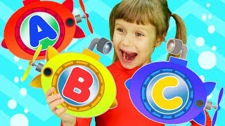 ABC Song for children & Nursery Rhymes | Baby Kids Song TV