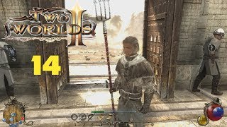 #14 Let's Play Two Worlds 2 (DE/HD/Blind)-Der gute Thome