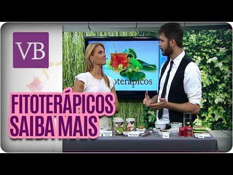 Fitoterápicos  - Você Bonita (12/04/16)
