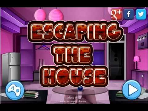Escaping The House Walkthrough