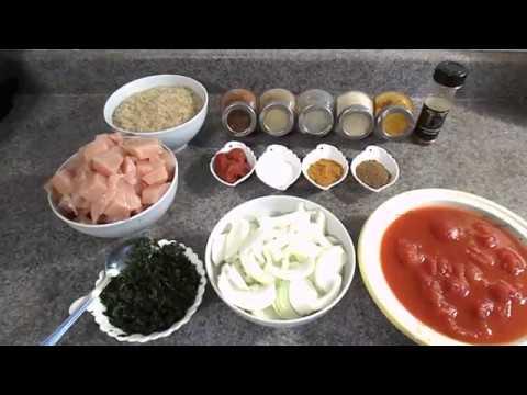 recette-de-poulet-massala-avec-riz-//-وصفة-الدجاج-تيكا-مصَلَ-روعة-في-المداق