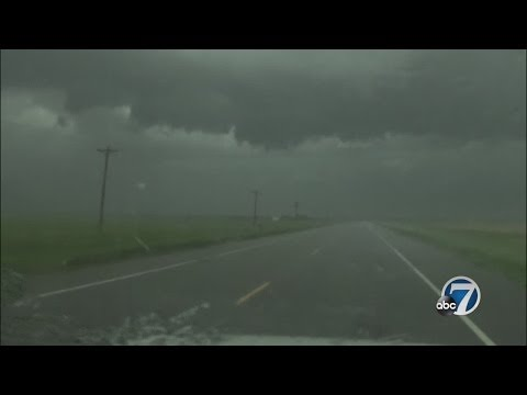Tracking Storms And Understanding Tornadoes