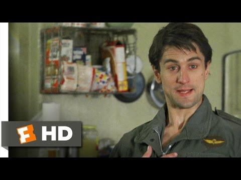 Taxi Driver (5/8) Movie CLIP - You Talkin' toMe? (1976) HD