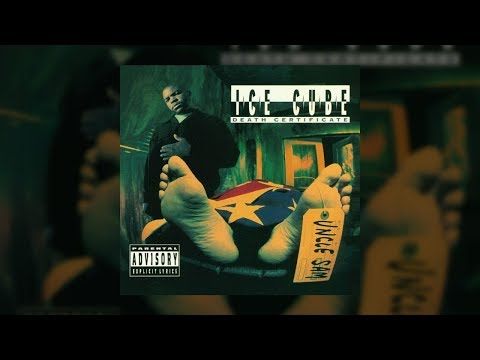 Ice Cube | Death Certificate (FULL ALBUM) [HQ]
