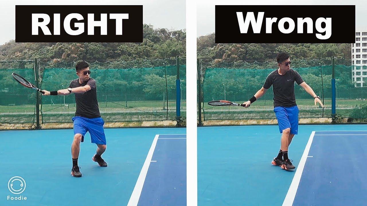 【網球 教學】正拍 如何擊出有質量的球|Leon 教網球 - YouTube
