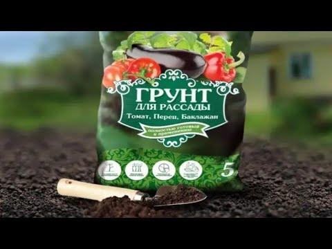 Как приготовить грунт//Грунт для рассады петунии, калибрахоа, бакопы и тп