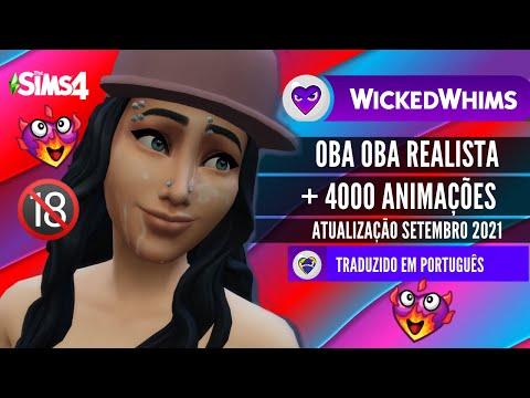 Download Download Mod Wicked Whims Oba Oba Realista   The Sims 4 em Português + 4000 Animações (Junho 2021)