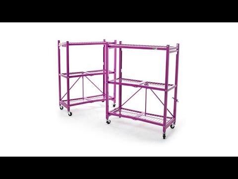 Origami Heavy Duty 3tier Rack 2pack Youtube