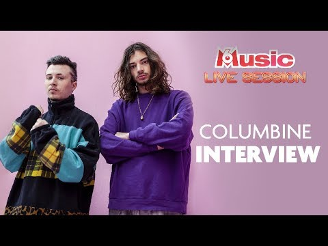 Youtube:  » Ils veulent du buzz !!! » – L'interview Live Session de Columbine !