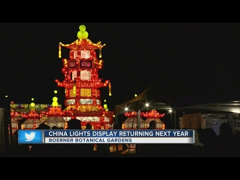 Plans underway for China Lights' return in 2017
