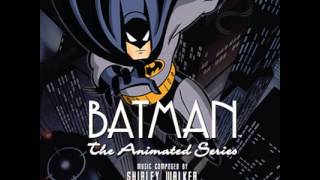 Batman The Animated Series - 01 - Main Title (Alternate Version)