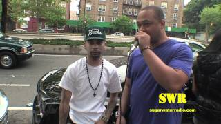 BUCKS (of Slow Bucks TV) at the Bronx Museum Hip-Hop Block Party