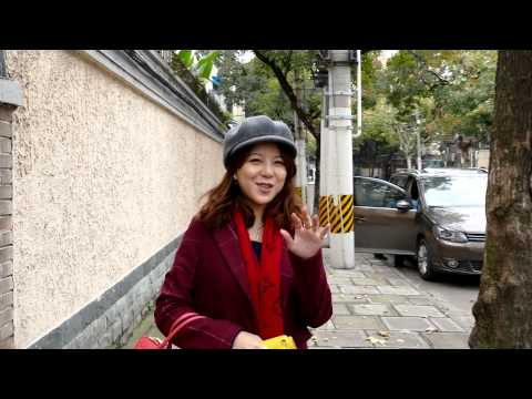 A day with monocam CF Pro +, Panasonic FZ1000 (4K), in shanghai, wind is too strong :(. Kovacam