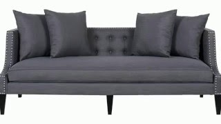 Jennifer Taylor Sofas & Sectionals - Glamorous Hollywood Style Sofas from HomeThangs.com