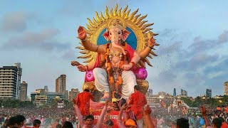 Tribute to ganpati Bappa | A film by hemant pictures | completion video of ganesh chaturthi