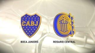 Boca Juniors vs Rosario Central full match