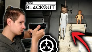 OGROMNY UPDATE DO SCP NA VR! | SCP: Blackout