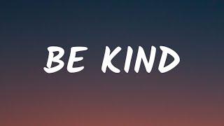 Cover images Marshmello & Halsey - Be Kind (Lyrics)