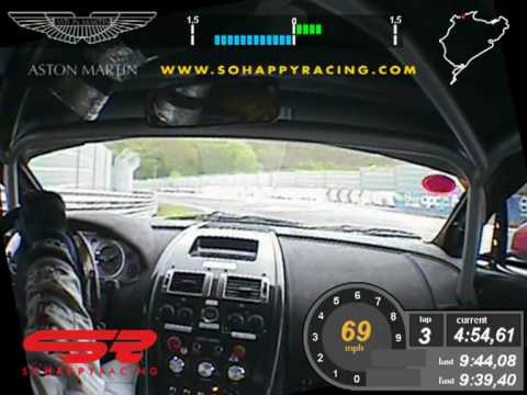 24 Hours Nürburgring Nordschleife 2010 Onboard Race Stint 2 Fredy Barth