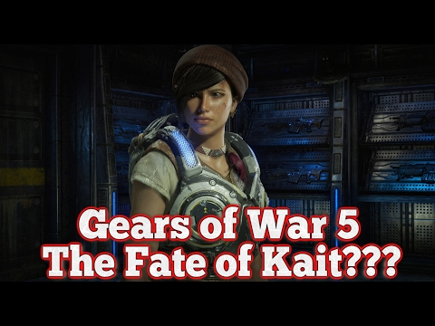 Gears of War 5 : FATE OF KAIT!!! (Discussion/Theories)